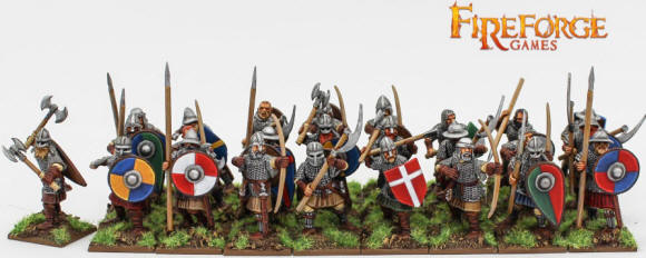 Photo of Scandinavian Infantry (FF012)
