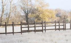Photo of Log Fence Set #1 (RU-283001)
