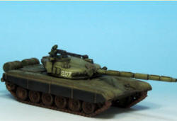The T-72 is a Soviet second-generation main battle tank that entered production in 1971.About 20,000 T-72 tanks were built, making it one of the most widely produced post–World War II tanks, second only to the T-54/55 family.