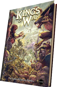 Photo of Kings of War (2nd Edition) (BP1487)
