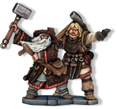 Enchanter & Apprentice. Enchanters are hands-on wizards, who work their magic by implanting it in objects or people. Many Enchanters are also craftsmen, such as carpenters or sculptors, who work their magic into the pieces they create.