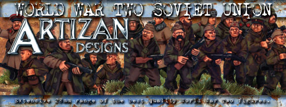 Artizan Designs WWII Soviets