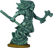 There's still a Spend Goal left, which releases a free model of an Angry Spirit. Will we hit it Sunday?