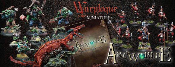 Warploque Miniatures Arcworlde
