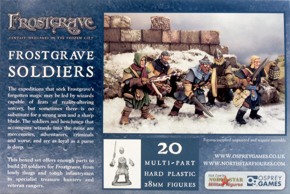 Frostgrave Soldiers Box Set