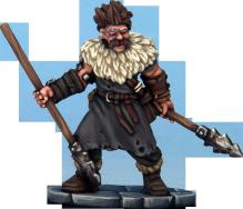Barbarian Javelineer