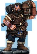 Barbarian Mule