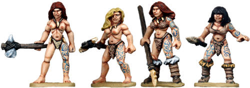 Photo of Cavewomen (C25)