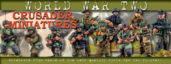 Crusader WW2