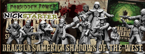 Dracula's America: Shadows of the West: Forbidden Power