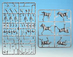 Oathmark Human Cavalry Frame