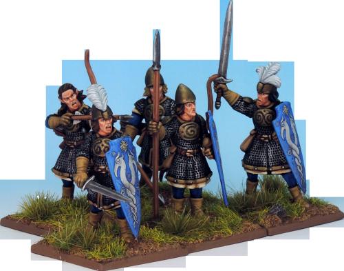 Oathmark: Elves