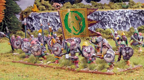 OAKP101 - Dwarf Infantry
