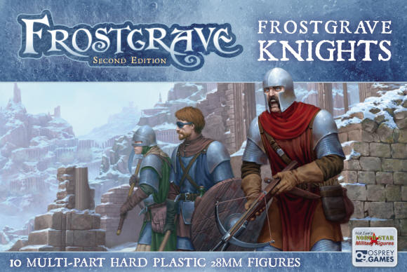 Photo of Frostgrave Knights (FGVP08)