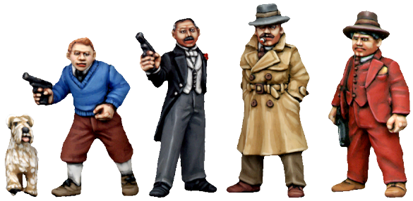 Photo of Sleuths (GN9)