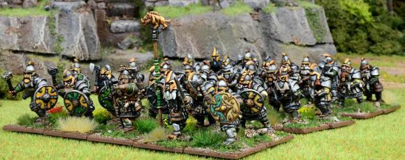 OAKP102 - Dwarf Heavy Infantry