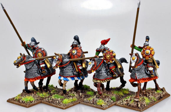 Photo of Mongol Heavy Cavalry Lancers (FFG203)