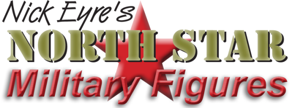 Welcome to North Star Military Figures. We are a UK based company that stocks thousands of model soldiers and wargames rule books, as well as various accessories to go with them.
