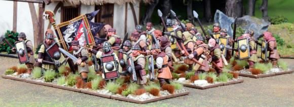 OAKP401 - Oathmark Human Infantry