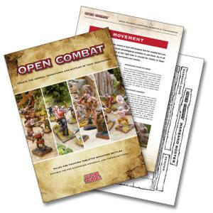 Photo of Open Combat (BP1515)