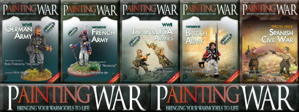 PAINTING WAR