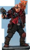 Rogue Stars Rogue figure