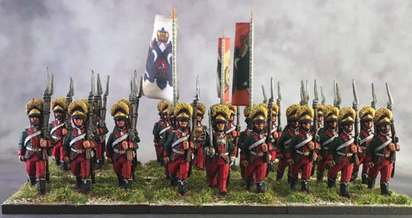 Russian Regiments