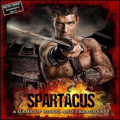Spartacus: Blood & Treachery