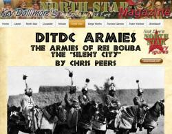 "THE ARMIES OF REI BOUBA THE ""SILENT CITY"""