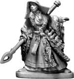 Sigilist model by Mark Copplestone