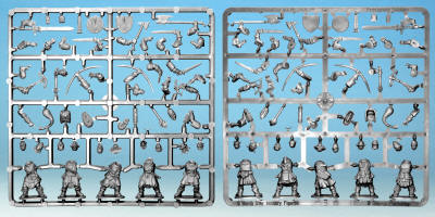 Frostgrave Soldiers Frame