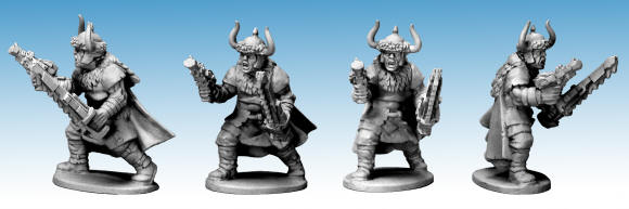 Frostgrave Space Barbarian