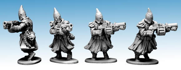Photo of Frostgrave Cultist - Single Frame (FGVP02a)