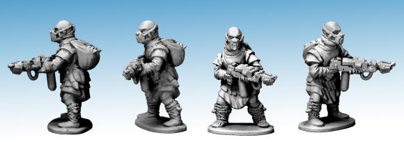 Frostgrave Space Soldier