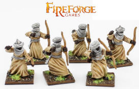 Photo of Sudanese Archers (FFG303)