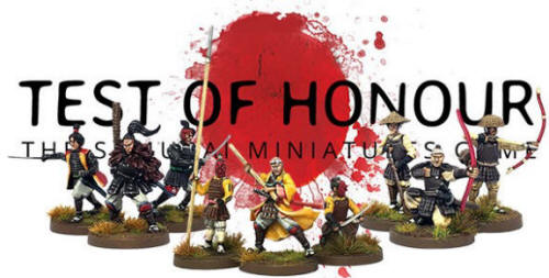 Test of Honour Samurai Skirmish
