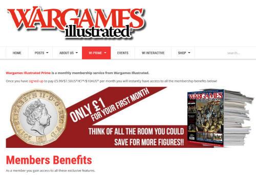 Wargames Illustrated PRIME