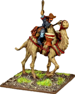 Photo of Mongol Drummer on Camel (FFG204)