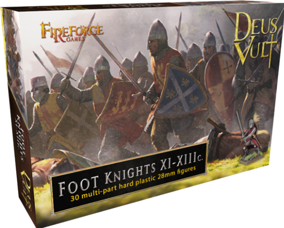 Photo of Foot Knights (FF015)
