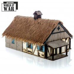 Photo of Polish Rural House  (28S-WAW-121)