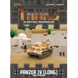 Photo of German Panzer IV (Long) (TANKS34)