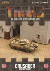 Photo of British Crusader Tank  (TANKS39)