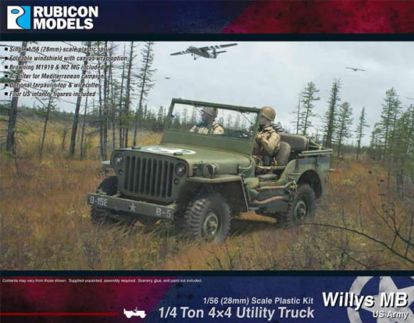 Photo of Willys MB ¼ ton 4x4 Truck (US Standard) (RU-280049)