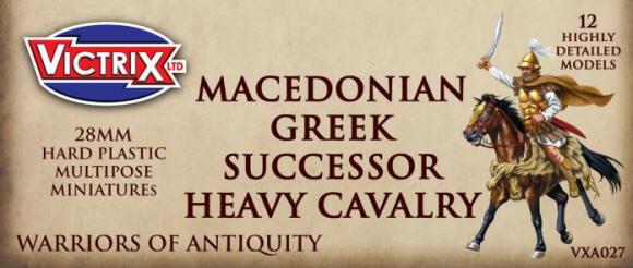 Photo of Macedonian Greek Successor Heavy Cavalry (VXA027)