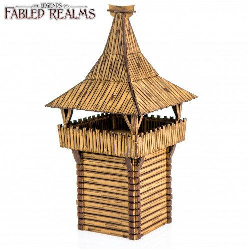 Photo of Tueden League Wooden Tower  (28S-FAR-123)