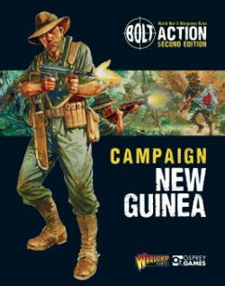 Photo of Bolt Action - Campaign New Guinea (BP1590)