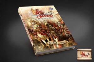 Photo of Fire and Sword revised rulebook  (RUL-05)