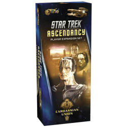 Photo of Star Trek Ascendancy-Cardassian Expansion (STARTREK002)