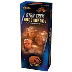 Photo of Star Trek Ascendancy-Ferengi Expansion (STARTREK003)