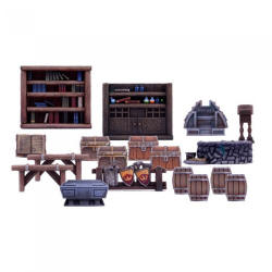 Photo of Dungeon Furniture Pack (MGDS14)